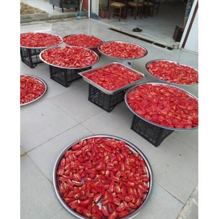 Domates Kurusu - Güneşte Kurutulan Yüksek Likopen- Elişi Üretim 1kg